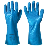 Unsupported, Unlined Nitrile Chemical Resistant Gloves Chemstar®