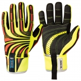Durable KR-Grip™ Material in Palm and Fingers, Waterproof, Winter Lined Cut 5 Impact Hi-Viz™ Protective Gloves