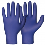 Nitrile, Powder Free, Indigo Colour Single-use Gloves Magic Touch®