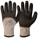 Fully Coated with Special Vinyl/PVC Foam Coating, Acrylic Liner, Waterproof Assembly Winter Gloves