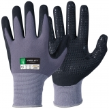Assembly Gloves, Oeko-Tex® 100 Approved, patented nitrile foam coating with microdots