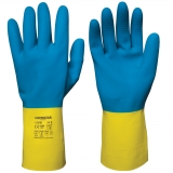 Latex Chemical Resistant Gloves Chemstar<sup>®</sup>
