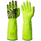 Impact and Chemical Protective Cut Resistant Gloves